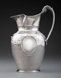 Silver & Vertu, A Gorham Mfg. Co. Sterling Silver Water Pitcher, P...