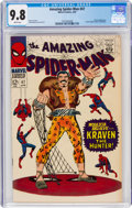 Silver Age (1956-1969):Superhero, The Amazing Spider-Man #47 (Marvel, 1967) CGC NM/MT 9.8 White pages....