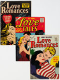 Golden Age (1938-1955):Romance, Atlas/Marvel Golden Age Romance Comics Group of 16 (Atlas/Marvel, 1950s) Condition: Average VG-.... (Total: 16 Comic Books)
