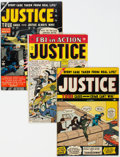 Golden Age (1938-1955):Crime, Atlas Golden Age Crime Comics Group of 10 (Atlas, 1950s) Condition: Average VG.... (Total: 10 Comic Books)