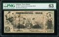 Obsoletes By State:Indiana, Terre Haute, IN- Commercial Exchange Bank $2 Aug. 3, 1858 PMG Choice Uncirculated 63.. ...