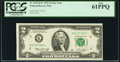 Fr. 1935-K* $2 1976 Federal Reserve Note. PCGS New 61PPQ