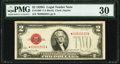 Small Size:Legal Tender Notes, Fr. 1508* $2 1928G Legal Tender Note. PMG Very Fine 30.. ...
