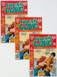 Young Love #123 Group of 18 (DC, 1977) Condition: Average VF.... (Total: 18)