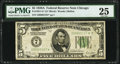 Fr. 1951-G* $5 1928A Federal Reserve Note. PMG Very Fine 25