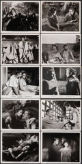 """Movie Posters:Action, Spartacus (Universal International, 1960/R-1967). Overall: Very Fine-. Photos (25) (8"""" X 10""""). Action.. ... (Total: 25 Items)"""