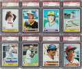 Baseball Cards:Sets, 1979 Topps Baseball High-Grade Complete Set (726) With NM-MT or MINT Stars & Hall of Famers. ...