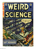 Golden Age (1938-1955):Science Fiction, Weird Science #20 (EC, 1953) Condition: GD. Wally Wood cover. FrankFrazetta/Al Williamson, Jack Kamen, Joe Orlando, and Wal...