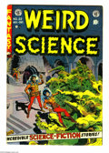 Golden Age (1938-1955):Horror, Weird Science #22 (EC, 1953) Condition: VG+. Last issue. Wally Woodcover. Interior art by Wood, Al Williamson, Frank Frazet...