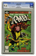 Modern Age (1980-Present):Superhero, X-Men #135 (Marvel, 1980) CGC NM+ 9.6 White pages. First appearanceof Senator Robert Kelly. Wolverine, Phoenix, Storm, and ...