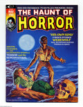Bronze Age (1970-1979):Horror, The Haunt of Horror #1 (Curtis, 1974). Two copies of the issue areincluded here; one is FN/VF, the other FN. Alfredo Alcala...(Total: 2 Comic Books Item)