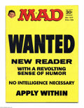 Magazines:Mad, Mad #107 (EC, 1966) Condition: VF/NM. Comic strip parodies with BobClarke art. Other artists include Mort Drucker, Sergio A...
