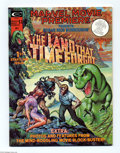 """Bronze Age (1970-1979):Miscellaneous, Marvel Movie Premiere #1 (Curtis, 1975) Condition: VF/NM.Adaptation of Edgar Rice Burroughs' """"The Land that Time Forgot.""""B..."""