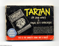 Books:Vintage Paperbacks, Edgar Rice Burroughs - Tarzan of the Apes M-16 (Editions for theArmed Services, 1940) Condition: VG. The Armed Services Edi...
