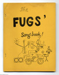 Silver Age (1956-1969):Alternative/Underground, The Fugs' Songbook #nn (Ed Sanders, 1965) Condition: FN. Rare.Fourth printing. Approximate value = $150....