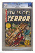 Golden Age (1938-1955):Horror, Tales of Terror Annual #3 (EC, 1953) CGC VG 4.0 Cream to off-whitepages. Bondage and torture cover by Al Feldstein. The Vau...