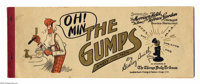 The Gumps, Andy and Min #1 (Landfield-Kupfer, 1920s) Condition: VF+. This beautiful horizontal format Platinum Age comic...