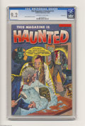 Golden Age (1938-1955):Horror, This Magazine Is Haunted #13 Crowley pedigree (Fawcett, 1953) CGCNM- 9.2 Off-white to white pages. This book has a severed ...