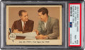 """Baseball Cards:Singles (1950-1959), 1959 Fleer Ted Williams """"Ted Signs For 1959"""" #68 PSA NM-MT 8. ..."""