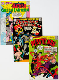 DC Silver and Bronze Age Comics Group of 9 (DC, 1964-74) Condition: Average FN/VF.... (Total: 9 Comic Books)