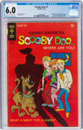 Bronze Age (1970-1979):Cartoon Character, Scooby Doo #1 (Gold Key, 1970) CGC FN 6.0 Cream to off-white pages....