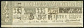 Covington, KY- Shelby College Lottery Lottery Ticket Apr. 21, 1863 Choice About Uncirculated
