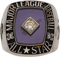 Baseball Collectibles:Others, 1998 Don Baylor All-Star Game Ring. ...