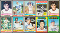Baseball Cards:Sets, 1975 and 1976 Topps Baseball Collection (755) With Stars. ...