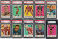 Football Cards:Sets, 1959 Topps Football Complete Set (176)....