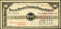 Obsoletes By State:Minnesota, Duluth, MN- Duluth, Missabe & Northern Railway Company $10 Nov. 1, 1907 Shafer-Sheehan MN625-10b Very Fine-Extremely Fine...