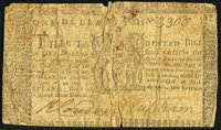 Maryland March 1, 1770 $1 Very Good