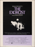 "Movie Posters:Horror, The Exorcist (Warner Bros., 1974). Rolled, Fine/Very Fine. Poster (30"" X 40""). Horror.. ..."
