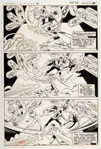 Joe Staton and Murphy Anderson Superboy and the Legion of Super-Heroes #245 Story Page 13 Or