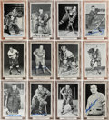 Autographs:Sports Cards, Signed 1964-1967 Bee Hive Hockey Photos Group 3 (136). ...