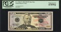 Small Size:Federal Reserve Notes, Fr. 2128-G* $50 2004 Federal Reserve Star Note. PCGS Superb Gem New 67PPQ.. ...