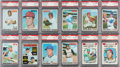 Baseball Cards:Sets, 1970 Topps Baseball High-Grade Complete Set (720) With NM-MT Stars & Hall of Famers. ...