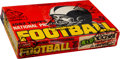Football Cards:Unopened Packs/Display Boxes, 1962 Topps Football Wax Box With 24 Unopened Packs!...
