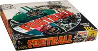 1970 Topps Football (Series 2) Wax Box With 24 Unopened Packs