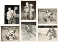 Hockey Cards:Sets, 1945-54 Quaker Oats Toronto Maple Leafs Collection (82). ...