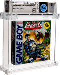 Video Games:Nintendo, The Punisher Wata 9.6 A++ Sealed GB Acclaim 1991 USA....