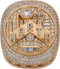 Basketball Collectibles:Others, 2018-19 Toronto Raptors NBA Championship Ring --The First to Appear at Auction!...
