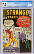 Silver Age (1956-1969):Superhero, Strange Tales #110 (Marvel, 1963) CGC VF- 7.5 Cream to off-white pages....