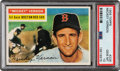 Baseball Cards:Singles (1950-1959), 1956 Topps Mickey Vernon #228 PSA Gem Mint 10 - Pop Four. ...