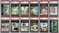 Baseball Cards:Sets, 1971 Topps Baseball High-Grade Complete Set (752) With NM-MT Stars & Hall of Famers. ...