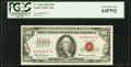 Fr. 1550 $100 1966 Legal Tender Note. PCGS Very Choice New 64PPQ
