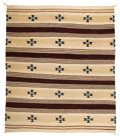 American Indian Art:Weavings, A Navajo Regional Rug ...