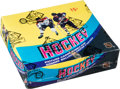 Hockey Cards:Unopened Packs/Display Boxes, 1978-79 O-Pee-Chee Hockey Wax Box With 48 Unopened Packs. ...