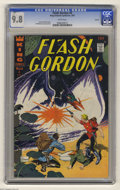Silver Age (1956-1969):Science Fiction, Flash Gordon #4 Curator pedigree (King Features Syndicate, 1967)CGC NM/MT 9.8 White pages. Al Williamson cover and art. Deb...