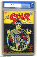 Golden Age (1938-1955):Superhero, All Star Comics #33 (DC, 1947) CGC NM 9.4 Cream to off-white pages. Who doesn't remember Solomon Grundy? The frightening...