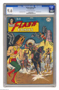 Golden Age (1938-1955):Superhero, Flash Comics #94 (DC, 1948) CGC NM+ 9.6 Off-white to white pages. An outstanding array of big-name artists awaits the winnin...